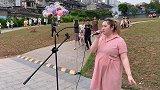翻唱邓紫棋版《龙卷风》,一开口就惊艳,不愧是周董的歌!