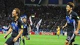 亚洲区世预赛-17年-浅野拓磨反越位建功 日本2:0澳大利亚进军世界杯-精华