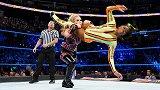 WWE-18年-2018快车道大赛:双打赛 贝基林奇 娜欧米VS娜塔莉亚 卡梅拉-单场