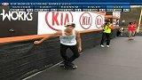 极限-13年-起亚世界极限运动大赛-单排轮街道赛第一组日本选手GOTO第二轮-花絮