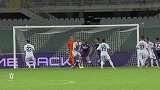 意大利杯-弗拉霍维奇双响!佛罗伦萨4-1科森扎