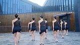 酷彩拉丁,黑色长裙跳出大长腿!