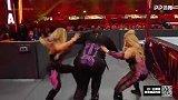 摔跤狂热35 四重威胁赛 女王爱拥抱VS贝斯&娜塔莉亚VS标志二人组VS萨摩亚双塔