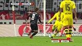 德甲-1718赛季-联赛-第12轮-射门64' 浅野拓磨单刀被巴尔特拉及时回铲-花絮