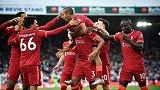 英超-萨拉赫马内破门埃利奥特重伤离场 利物浦3-0利兹联