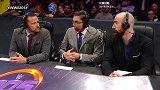 205Live第123期:NXT选手洛肯正式加盟轻量级