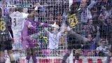 西甲-1415赛季-联赛-第32轮-第24分钟进球 皇马任意球配合拉莫斯破门-花絮