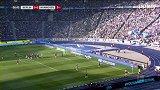 第7分钟汉诺威96球员维丹特射门