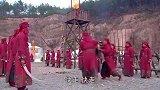 少林寺传奇藏经阁方掌班想为自己狡辩,可大汗不听任何解释