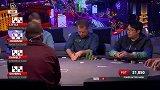 德州扑克:QQ击中三条 AK击中顶对 你猜最后谁赢?!