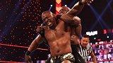 RAW第1453期:单打赛 莱斯利VS本杰明