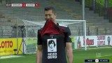 第31分钟拜仁慕尼黑球员格纳布里射门 - 打偏