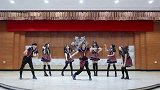 Zo組Girls be Ambitious!圣诞节之乐器party狂欢