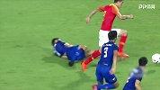 2018国际足球国家队友谊赛:卡塔尔vs中国(申方剑 贺宇)