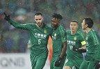 亚冠第4轮-北京国安VS武里南联