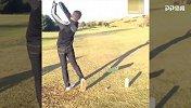 1分钟回顾第一次打高尔夫的你 总之就是打不到