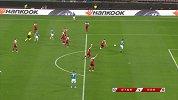 欧联-拉卡泽特任意球破门 阿森纳总分3-0淘汰那不勒斯
