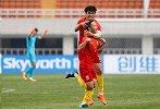 友谊赛-中国U23vs叙利亚U23