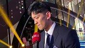 颜骏凌:希望明年数据更好一些 中超竞争还是很激烈