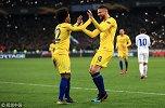 欧联-吉鲁帽子戏法奥多伊传射 切尔西客场5-0狂胜晋级