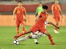 2018国际足球国家队友谊赛录播:中国VS叙利亚(娄一晨 刘越)