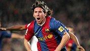 15年前今天梅西上演巴萨欧冠首秀 还记得比赛对手是谁吗