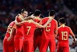 中国之队友谊赛-中国VS巴勒斯坦